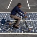Ségolène Royal annonce un appel d'offres pour les technologies solaires innovantes
