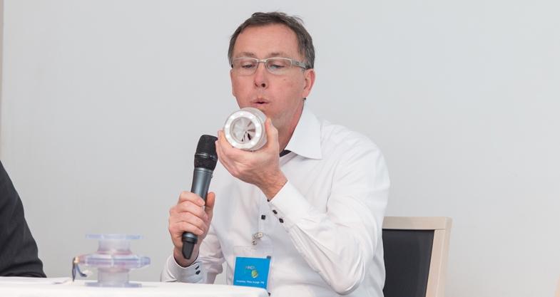 Gilles Lambinet, associé et responsable de développement de Save Innovations