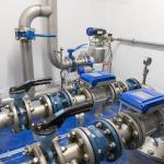 Le puisage géothermique de l'immeuble Unilever peut prélever entre 10 et 80 mètres cubes par heure