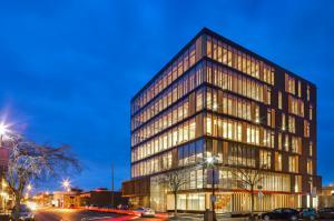 Wood Innovation Center, Prince George, Canada