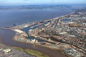Avonmouth - copyright Bristol Port Authority