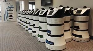 Robots Diya One (Crédit : Partnering Robotics)