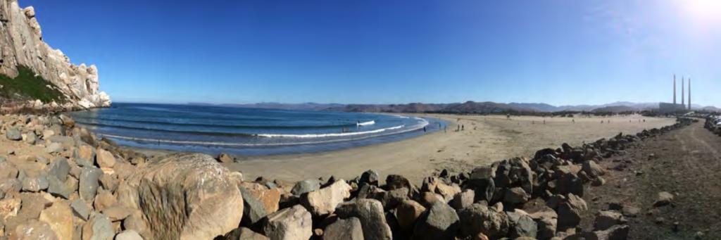 Baie de Morro (Crédit : Trident Winds)