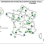 Carte clusters
