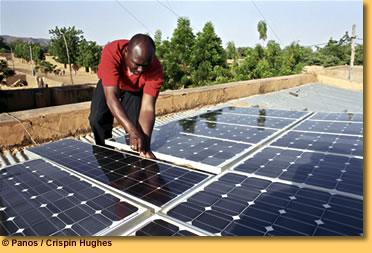 Le fonds fran ais greenwish mobilise de gros moyens pour investir dans les en - Fours solaires en afrique ...