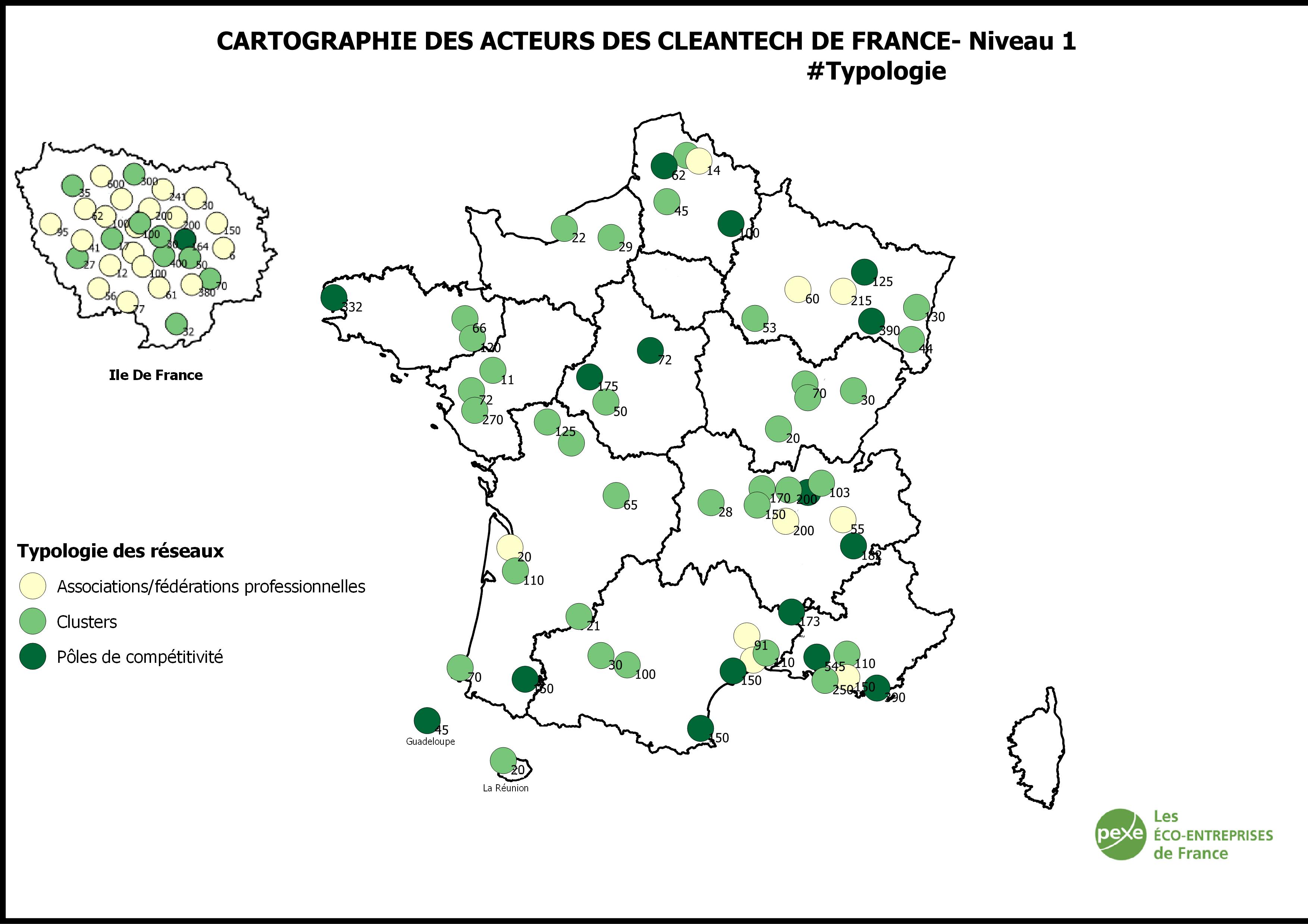 A quoi servent les clusters verts greenunivers for Les espaces verts pdf