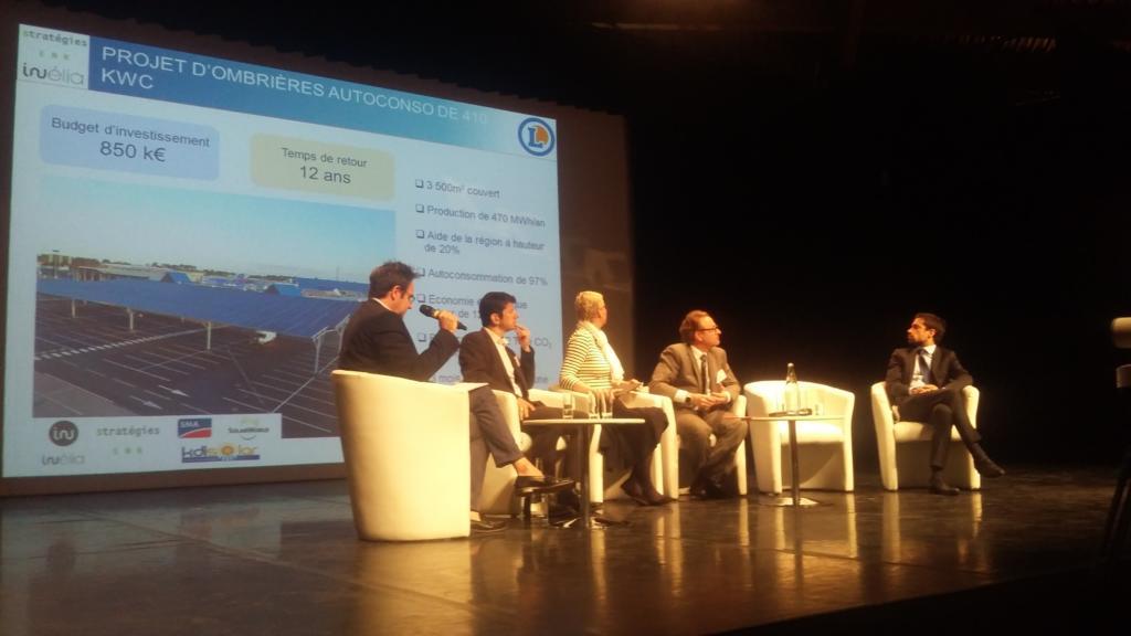 Le colloque d'Enerplan, réunit ce mercredi à Paris, plus de 250 professionnels du solaire