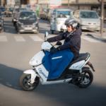 Cityscoot à l'assaut des rues de Paris