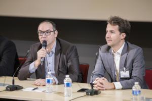à gauche : Eric Marty, Emertec Gestion a droite : Vincent Bryant, Deepki