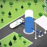 Nouveau tour de table pour le fournisseur de bio-GNL Axègaz