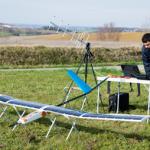 Le drone solaire de Sunbirds en phase de décollage industriel et commercial