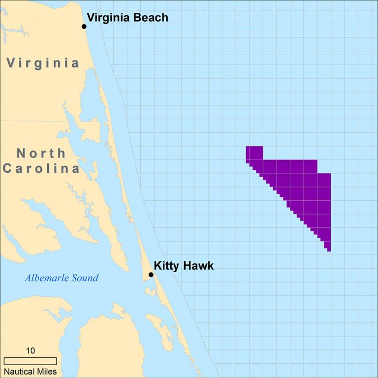 Eolien offshore: Iberdrola lauréat en Caroline du Nord