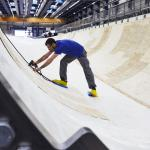 LM Wind Power blade production