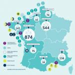 Les premiers chiffres de la filière EMR en France
