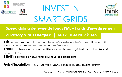 Invest in smart grids