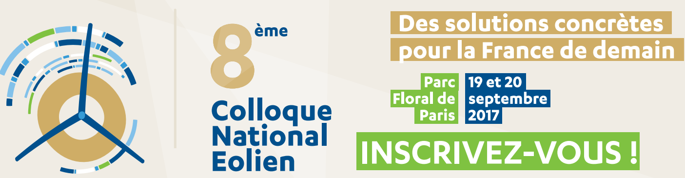 8ème colloque national éolien