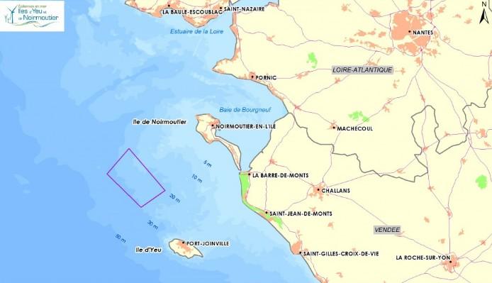 Engie sélectionne Doris pour ses deux parcs éoliens en mer
