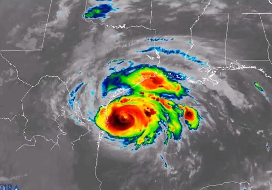 Harvey épargne les éoliennes texanes