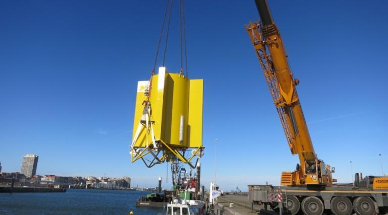 Le belge Laminaria lève 2 M€ pour exploiter l'énergie des vagues