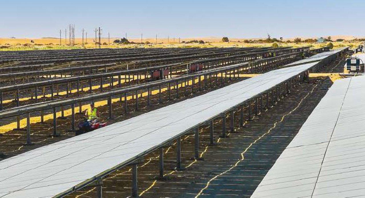 Construction de 2 centrales photovoltaïques en Egypte — EDF