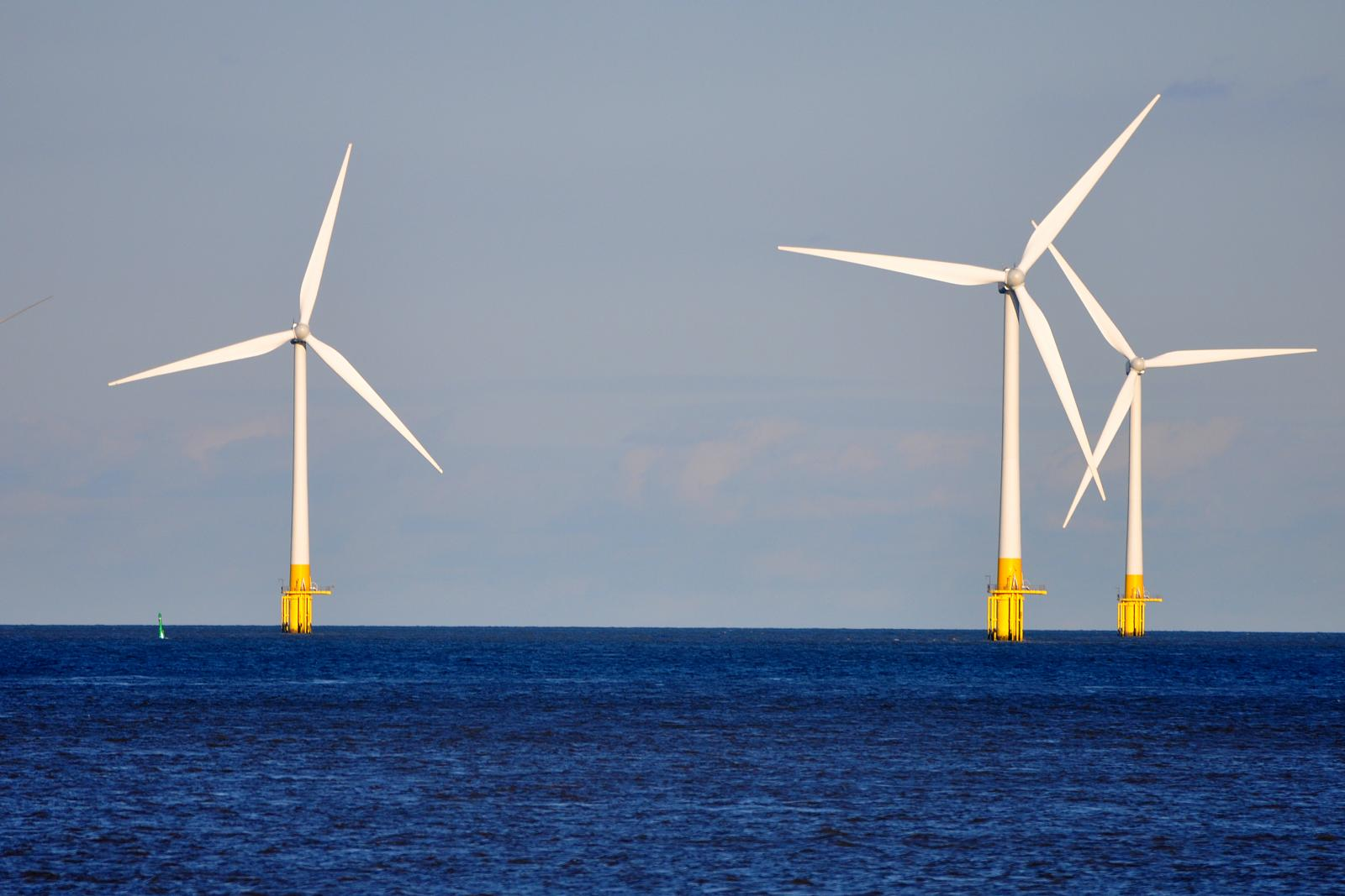EDF s'offre un parc éolien offshore en Écosse