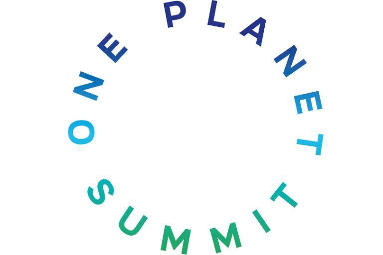 Transports, prix carbone, green bonds : les dernières annonces du One Planet Summit