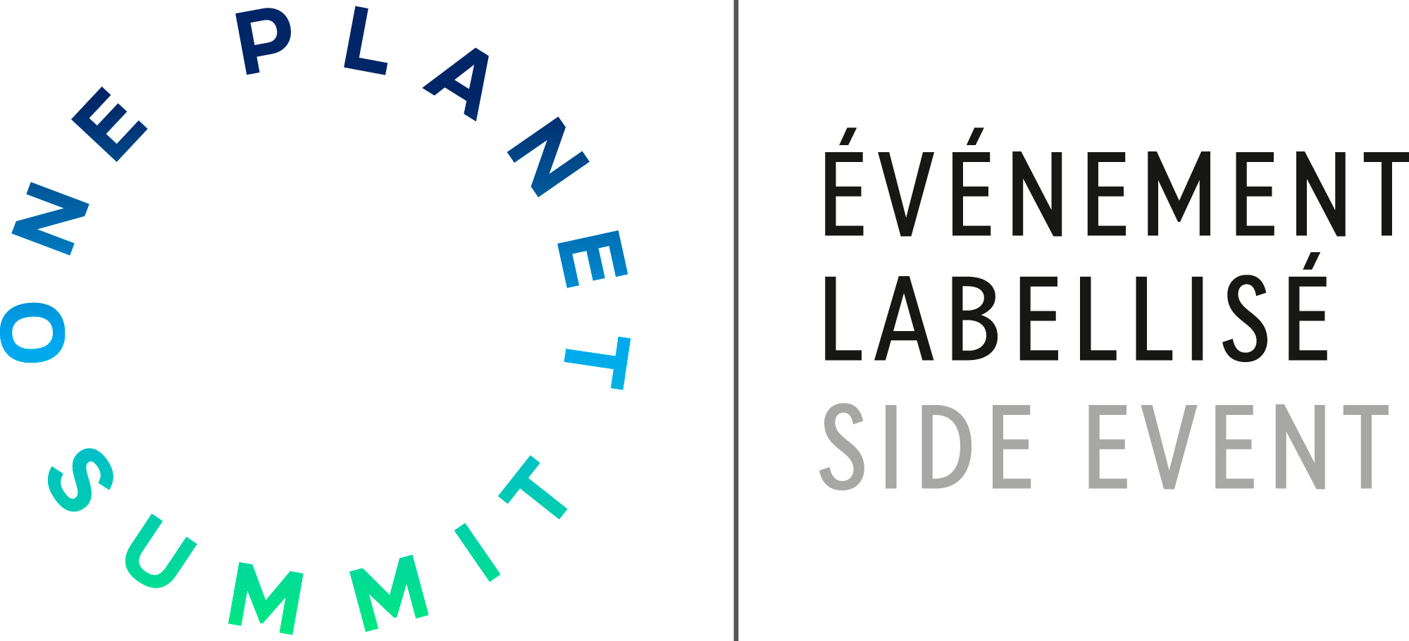 Programme side events One Planet Summit