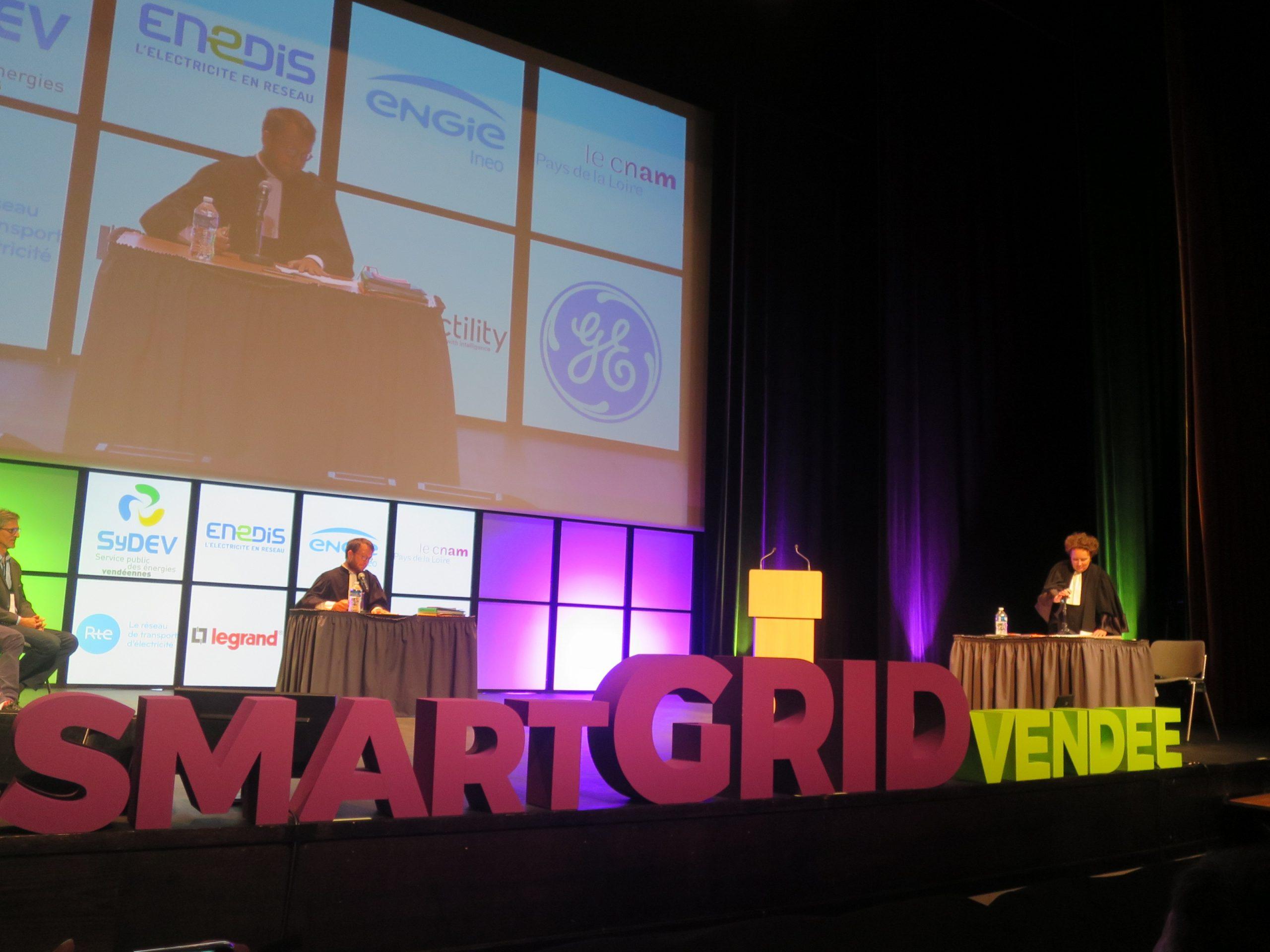 Présentation des résultats du projet Smart Grid Vendée