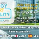 Forum Energy for Smart Mobility 2019