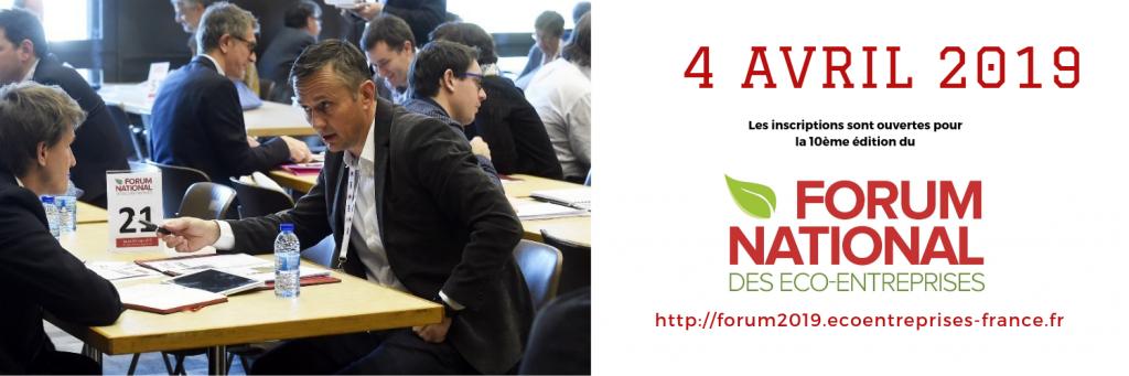 Forum National des Eco-Entreprises Pexe