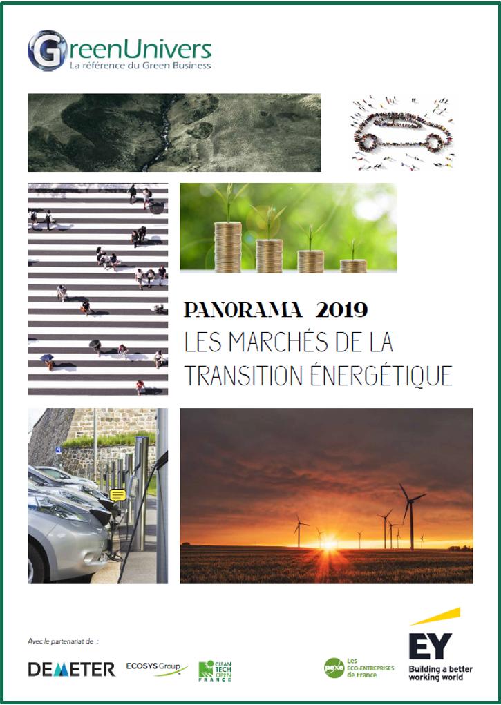 Panorama 2019 des marchés de la transition énergétique