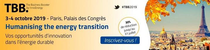 TBB.2019 à Paris les 3 & 4 octobre