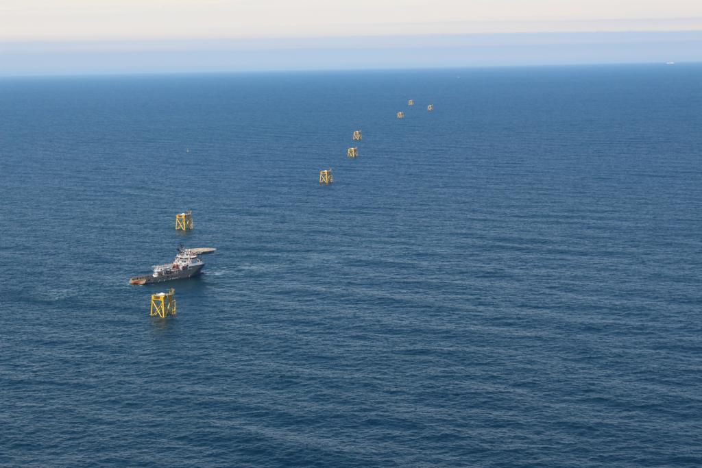 Après délibération, le parc éolien de Dunkerque ce fera avec EDF
