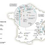 GEG production map
