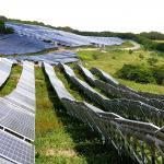 Japon centrale solaire Total