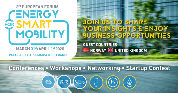 3e Forum européen Energy for Smart Mobility