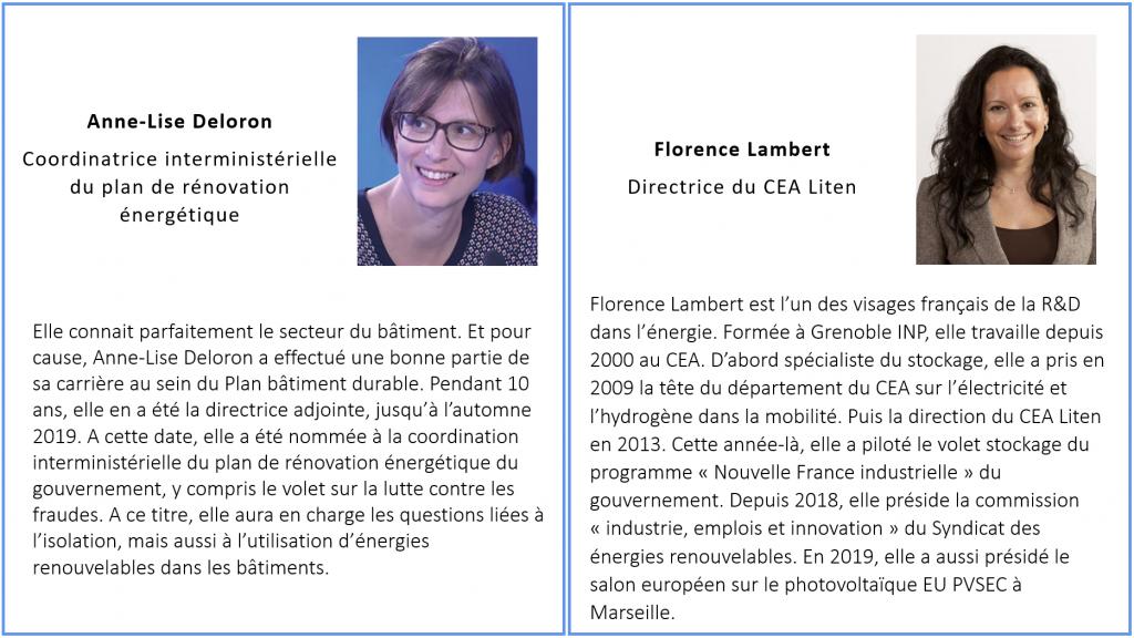 Anne-Lise Deloron & Florence Lambert