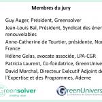 Membres du jury palmarès 2020