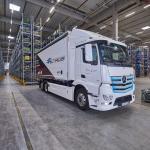 Camion électrique eActros (Mercedes-Benz, goupe Daimler)