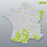 Tryba carte France
