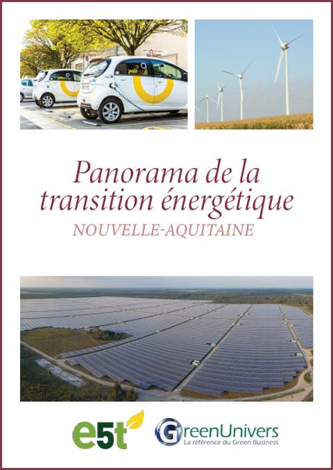 Panorama de la transition énergétique Nouvelle-Aquitaine