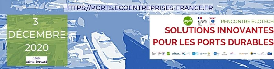 Rencontres Ecotech Ports Durable