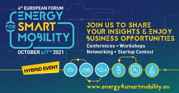 Forum européen Energy for Smart Mobility