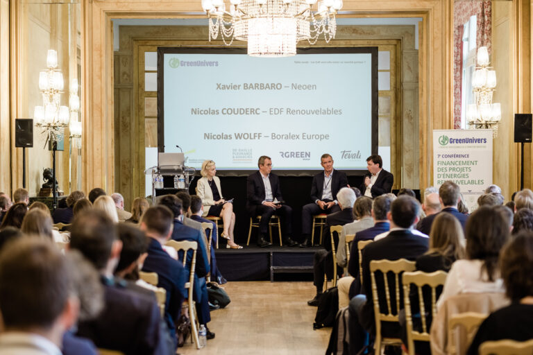 7ème conférence de GreenUnivers sur le financement des EnR [Dossier]