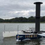 Navire hydrolien Farwind Energy