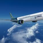 Avion hydrogène airbus vinci airport